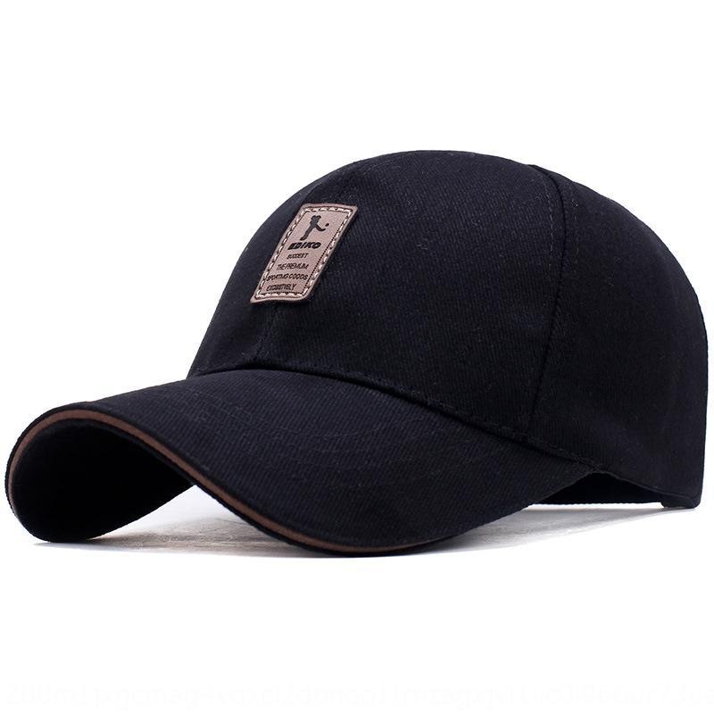 printemps hommes u2u7C occasionnels et Pointu soleil équitation été casquette de baseball baseball chapeau style coréen chapeau long soleil avant-toits ont atteint un sommet extérieur Fishin cap