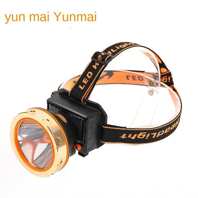 Lanterna embutida XPG bateria recarregável farol de alta potência ao ar livre lanterna lâmpada de longo alcance Searchlight mineiro cabeça-montada