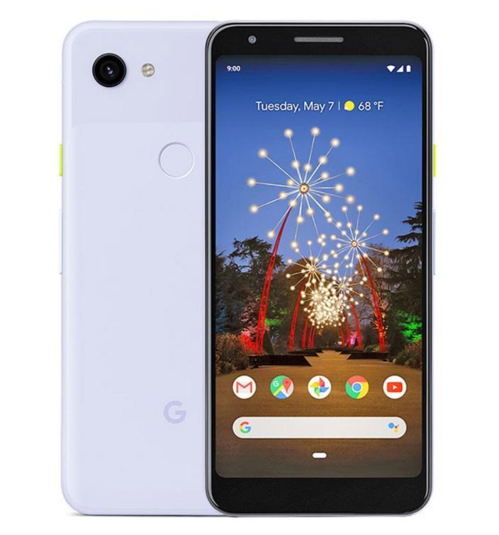 Google الأصلي بكسل 3A XL الثماني الأساسية 4GB / 64GB 6.0 بوصة 12.2MP 4G LTE الهواتف تجديد مفتوح