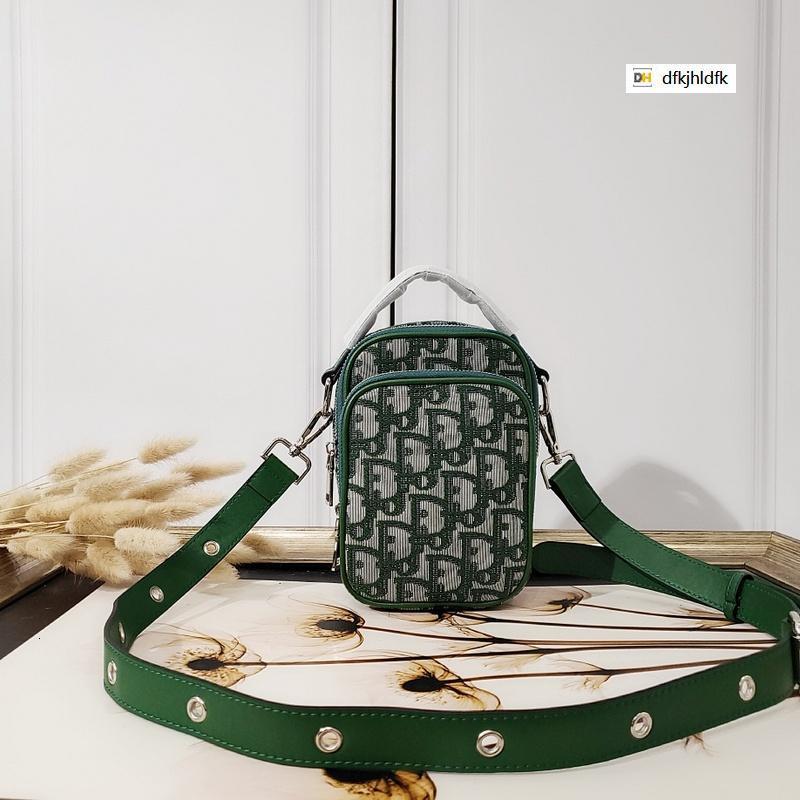 MD0R 20128 последний мешок камеры зеленый ЖЕНЩИНЫ СУМКИ Iconic СУМКИ РУЧКИ Наплечные сумки TOTES CROSS BODY BAG КЛАТЧИ ВЕЧЕР