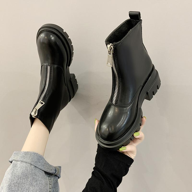 Boots Womens Shoes Platform Booties