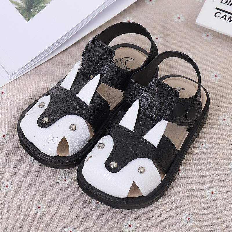 2020 new baby 1-5 Sandals children children's children's years old toddler shoes kids' boys' and boys' sandals and Baotou shoes