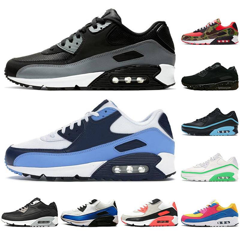 Cheap Running Shoes for Men Women Black White Undefeated Blue Fury Multicolor Suede Sneaker Shock Classic Mens Trainers Outdoor Sports Shoes