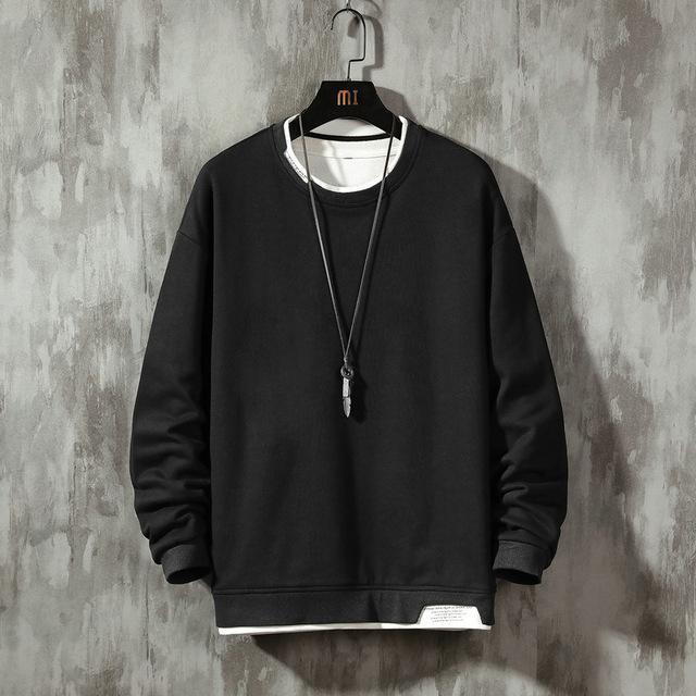 Sweatshirts baratos Streetwear Hombres Sudaderas con capucha Sudaderas Casual Sandshirt Men 2020 Spring Pullover Sudaderas