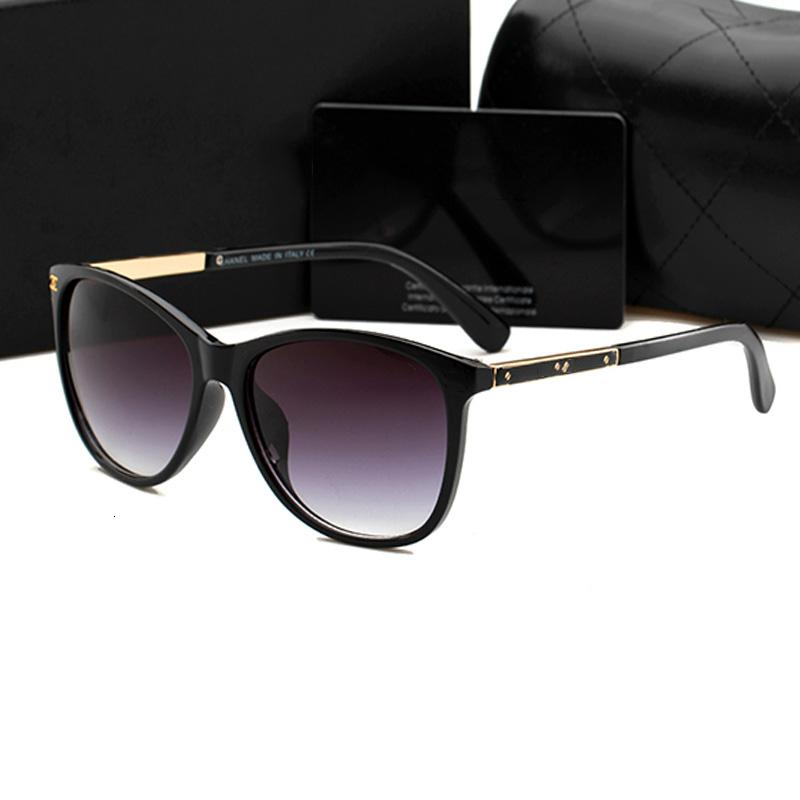 2020 Luxus-Oval-Sonnenbrille-Frauen-Weinlese-Pilot Round Gothic Sun Glasses Männer Sunglass Oculos Feminino Lentes Gafas De Sol UV400