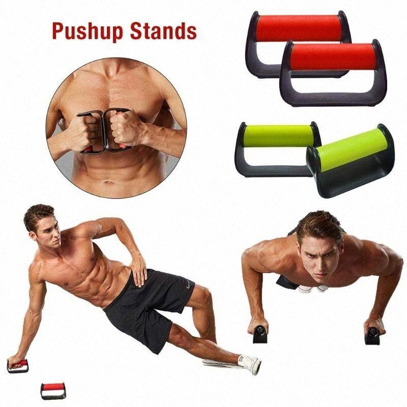 Kapalı Spor İtme-up Tutucu itin Ups Spor Ekipmanları kas Egzersiz Eğitim Aracı Yapı Göğüs Egzersiz Push Up Bar CLJg # Standları