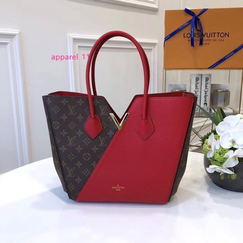 Top-Qaulity dimensioni M40458 39..29..15cm Italia borse fashion designer sacchetto di seta Fodera con sacchetto di polvere pacchetto di Shiping