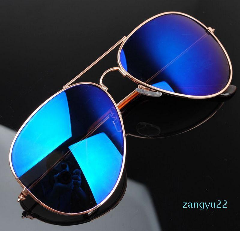 Gafas de sol de nueva calidad para hombres Mujeres diseñador Gafas de sol Marca Color 23 Mujer High Sports DHL puede para elegir Ciclismo gratis TINCN