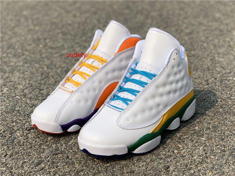 Top Quality Homens Mulheres Jumpman 13S tênis de basquete 13 GS Parque Sports Luxury Designer instrutor Sneakers Athletic Shoes Tamanho 36-47