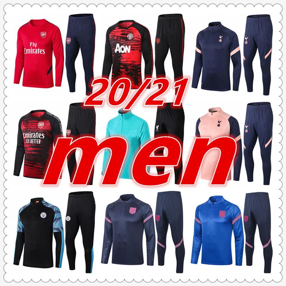 الرجل مصمم رياضية الرجال المدربين كرة القدم رياضية 2020 السراويل 2021 لكرة القدم لاعب كرة القدم رياضية النسخة التدريب سترة