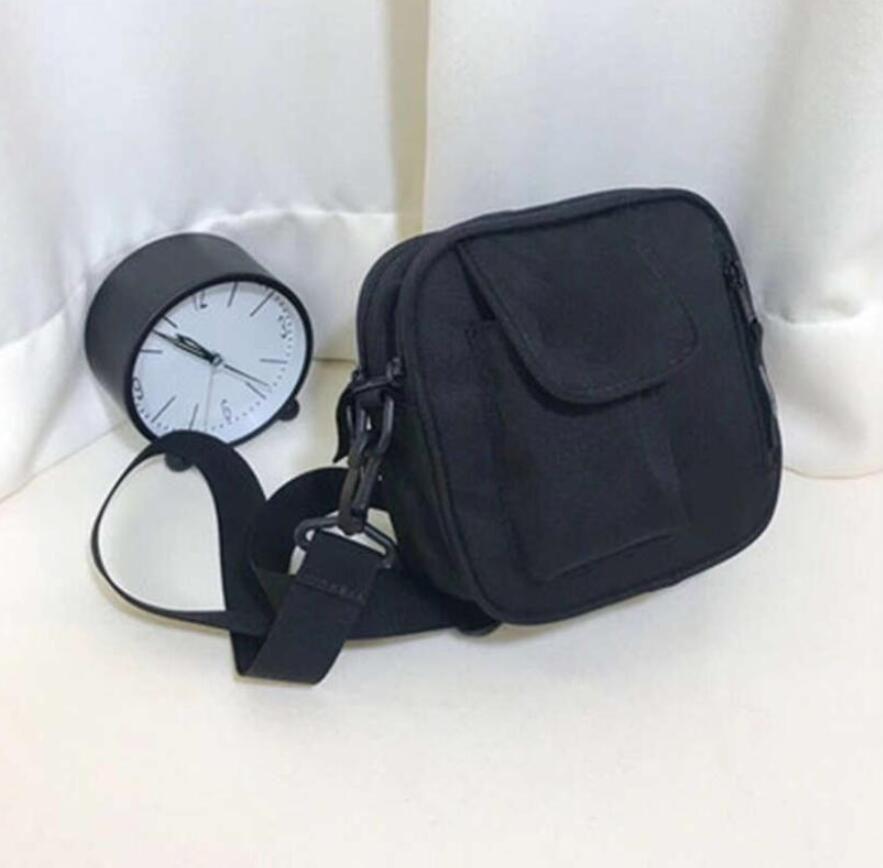 Marsupio Moda pacco petto unisex pacchetto di Fanny Uomini Canvas Hip-Hop della cinghia del sacchetto del messaggero degli uomini Borse di Crossbody Bag