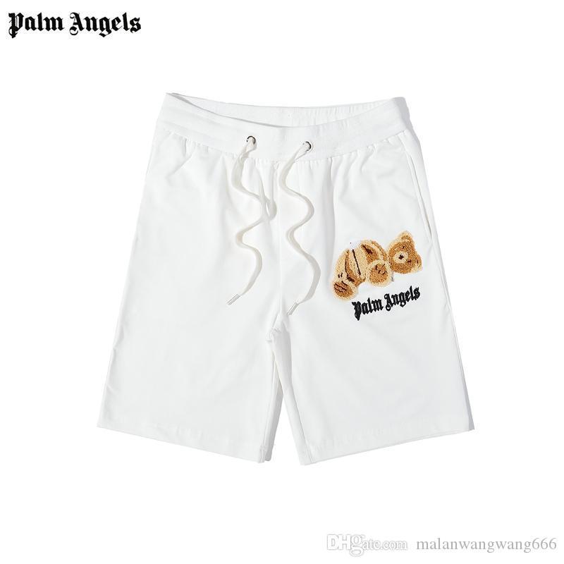 2020 giyotin ayı gündelik şort tüm maç spor beş puanlık pantolon gevşek eğilim pantolon moda markası.