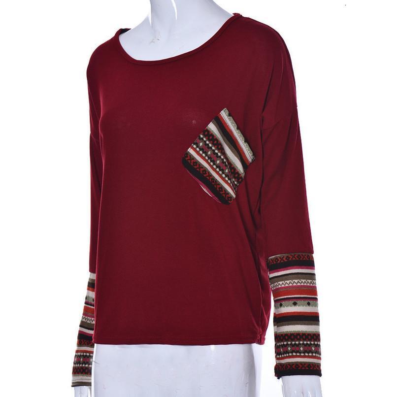 2020 المرأة الصيف بلوزة قطن مزيج كم طويل الرقبة يا فحص قميص فضفاض بلوزة بلايز عارضة بلوزة قميص C2335