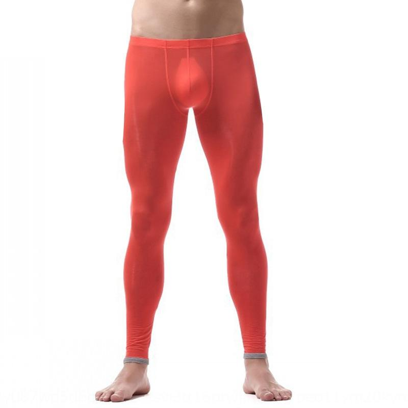 2020 Mens Leggings Panties Autumn Warm Tight Tight Pants Silky Trousers Ultra Thin Warm Pants Vs007qk From Happy Products 18 28 Dhgate Com
