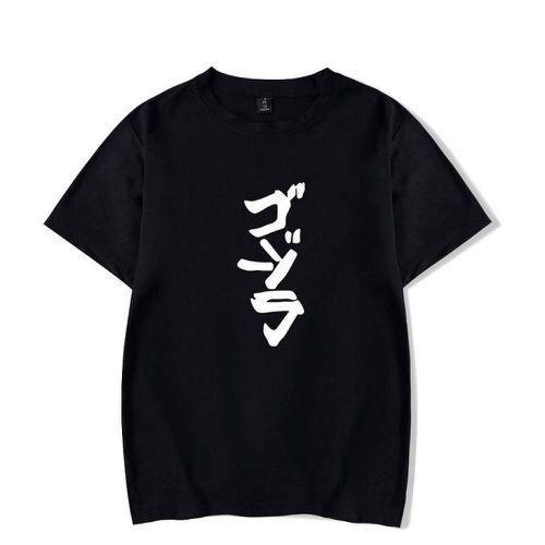 La nueva camiseta de manga corta de 2020 Godzilla rey de los monstruos de algodón de los hombres camiseta de las mujeres más el tamaño XXS 4XL