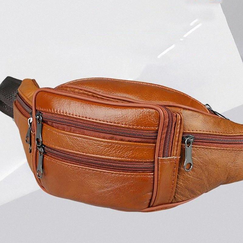 Коровьей сумка талии конструктора пакет Clear Belt Bag Fanny Pack Чехол сотовый телефон Грудь Плечи 3kI1 #