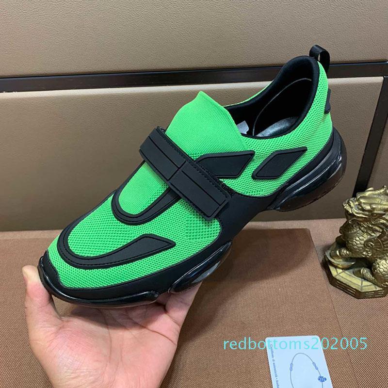mens sapatos de designer de moda mais recentes sapatilhas do desenhista de qualidade única de design de alta Cloudbust sneakers tamanho 38-44 r05