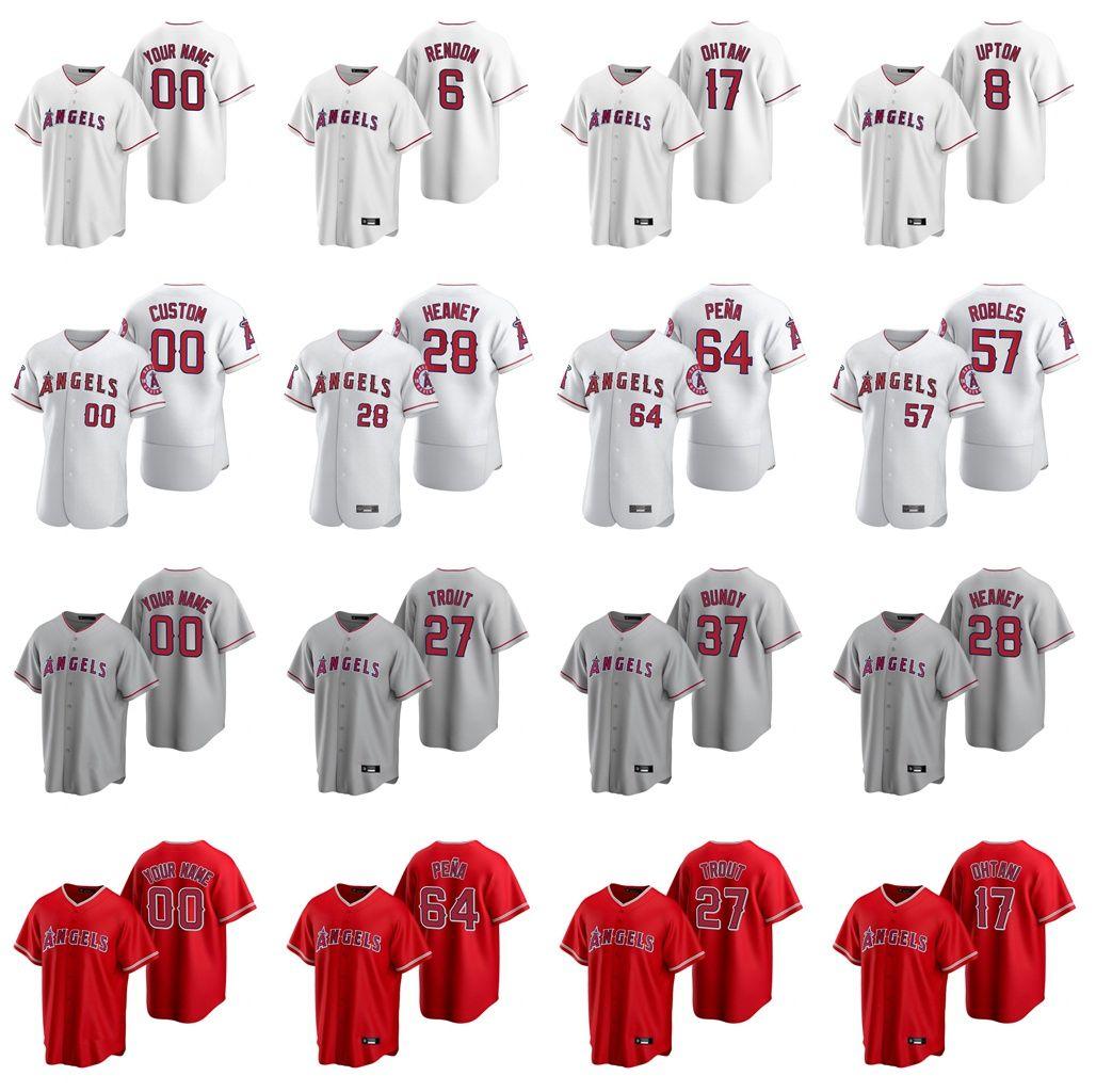 Baseball Jerseys Womens Matt Harvey Jersey 18 Brian Goodwin 44 Reggie Jackson 0 Yunel Escobar Zack Cozart Kole Calhoun personalizado costurado