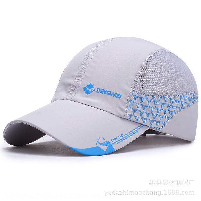 estate da baseball del cappello da uomo nuovo berretto da baseball moda casual corsa parasole esterna giovani e di mezza età cap