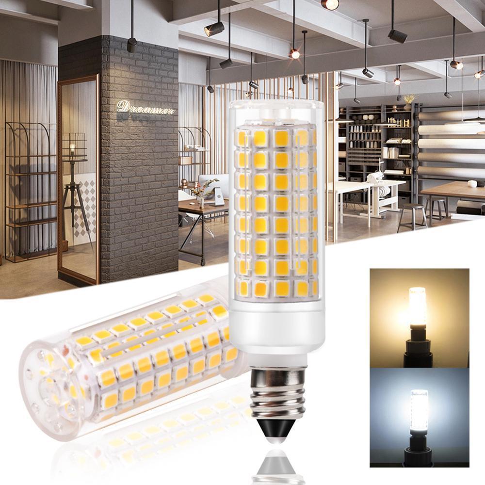 Светодиодные лампы Е11 керамических 7W E11 Цоколь заменяет галогенную лампу 35W, как люстры освещение