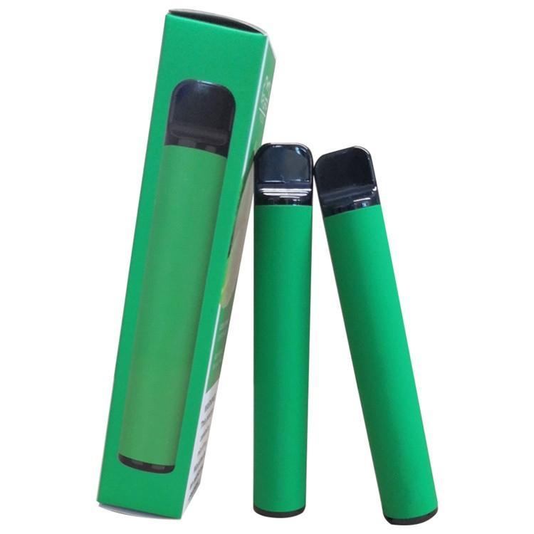 Puff Plus Bar Disposable Vapes Device Pod Kit 800 Puff Bars 3.2ml Cartridges Vape Empty Pen Vape Cart Packaging E Cigarette