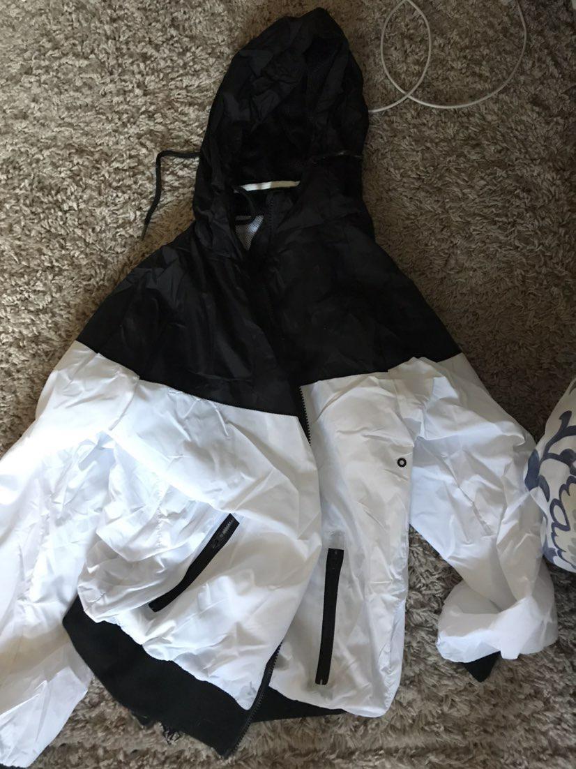 망 재킷 후드 봄 가을 스타일 윈드 브레이커 포켓 코트 까마귀 통기성 스포츠 재킷 인쇄