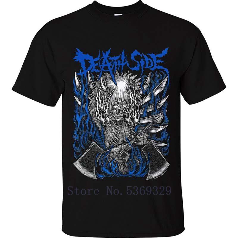 manga curta MORTE SIDE OFICIAL Camiseta G.I.S.M. Lip Creme Kuro Gauze Anti Cimex japonês Punk Camisetas Lazer Moda Verão