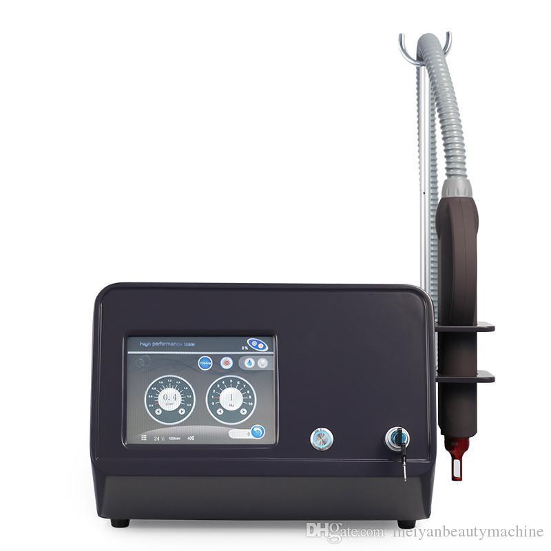 pico non invasive q switched e Yag picoseconde prix usine machine de détatouage de pigmentation laser