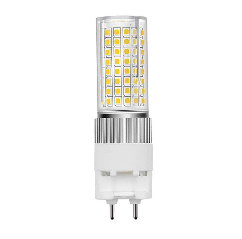 Dimmable G12 LED Energy Saving Light Lamp Bulb 16W AC110-130V 220-240V Spotlight Daylight Warm White Brightness Replace Metal Halide Lamp