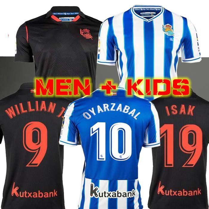 ريال سوسيداد 2020 2021 ثالث أوارزابال إيزاك الثالث لكرة القدم جيرسي بورتو ويليان Odegaard Juanmi 20 21 Camiseta de Futbol Football Commet