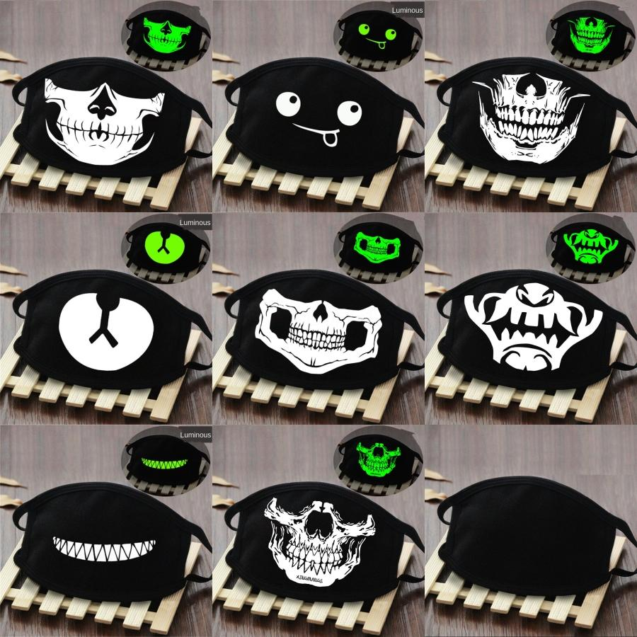 X6B Headwear Starry Sky Ciclismo Skull Scarf Imprimir Headband máscara exterior da cara do crânio Scarf Hairband Luz respirável EDC macio mágica novo 6 C # 214