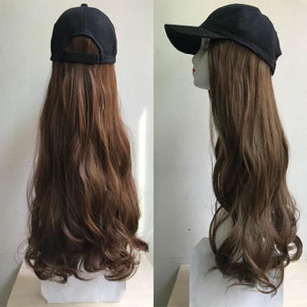 Big Wave Korean Style Female wig 5 styles full lace human hair Braided wigs Various colors Fluffy Easy to wear wholesale lot