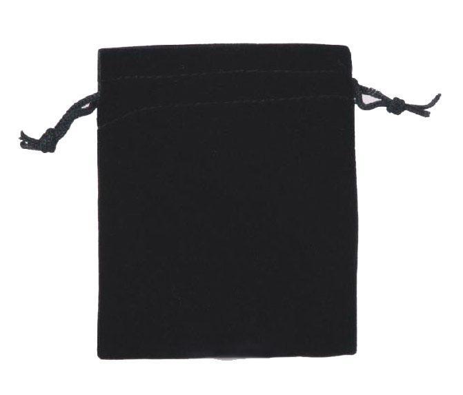 Black Velvet jóias dom Bolsas Bolsas embalagem para moda jóias presente B03 grátis
