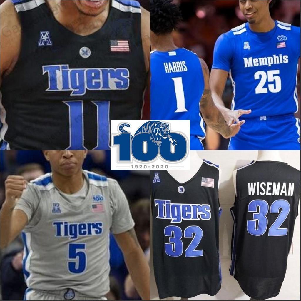 NCAA College Basketball Custom Jeder Name Number Jersey Ryan Boyce Jesaja Maurice Lanze Thomas Lorenzen Wright Derrick Rose Boogie Ellis