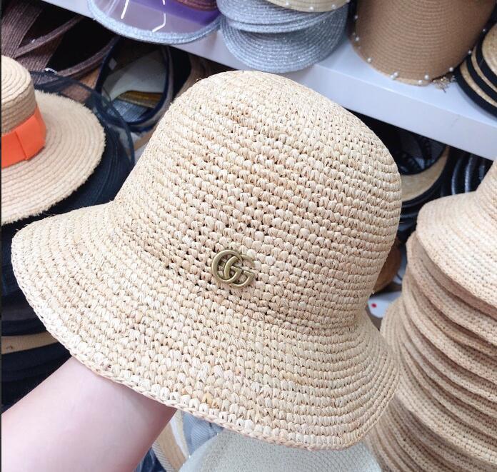Весна / Лето 2020 Мода многоцелевого письма-печать ведра шляпы Рыбак шляпы на открытом воздух путешествия ВС шляпа женщина, мужчины бейсболка оптовой A66