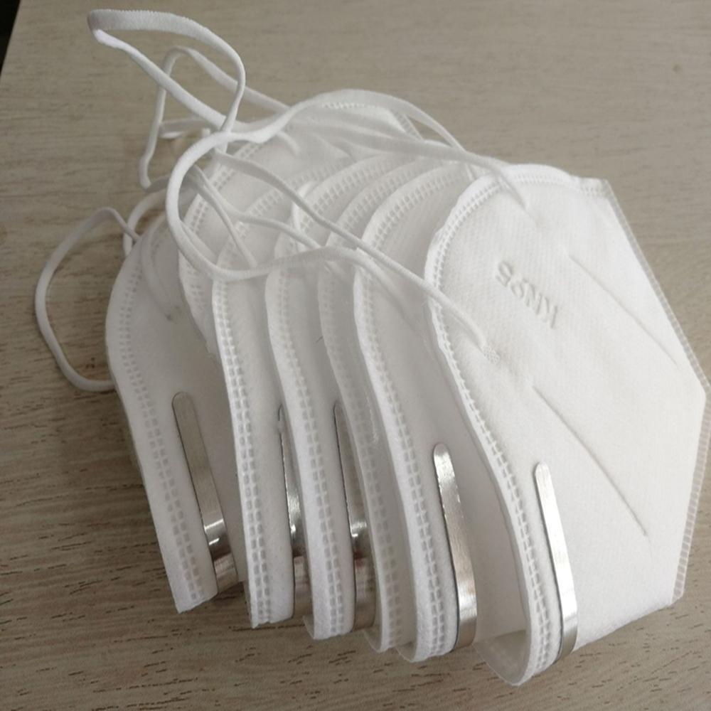 Venda quente grátis Shiping 3-7 dias para Máscaras US KN95 máscaras descartáveis cara kn95 máscara facial 95% Máscara PM2.5 Filtration kN95