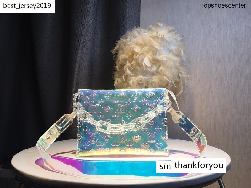 cores Laser 67.692 W25 * h20 * D5 super linda flor clássica bolsa de alta qualidade super saco de lavagem novo popular senhora produção exclusiva