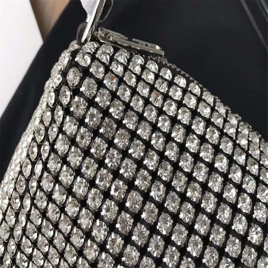 Diseñador-2020 de verano y hombro de las mujeres del diseño de marca original pequeña plaza con BoxClear transparente PU compuesto bolsas de mensajero Nueva Mujer H # 173