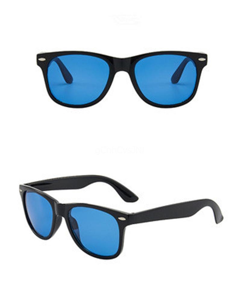 -2020 Fasion gafas de sol de metal rosadas de las mujeres Gafas de sol Gafas Femenino Gafas de sol Gafas de sol 149 # 595
