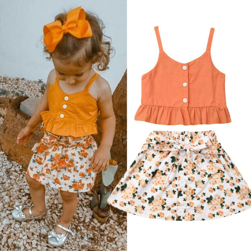 2020 A Six Year Old Boys Flowered Skirt Of One Or Six Years Old Kids Girls  Autumn Clothing Children S Sets Girl Suits Baby Boy Clothes From Make03,  $14.12 | DHgate.Com