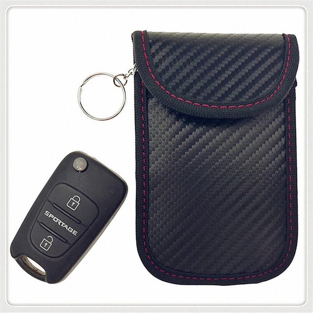 clé de voiture Housse de signal protection contre les radiations pour Kia K9 Provo Cross Carens CUB Trackster Ray K2 Naimo Pro Venga S07x #
