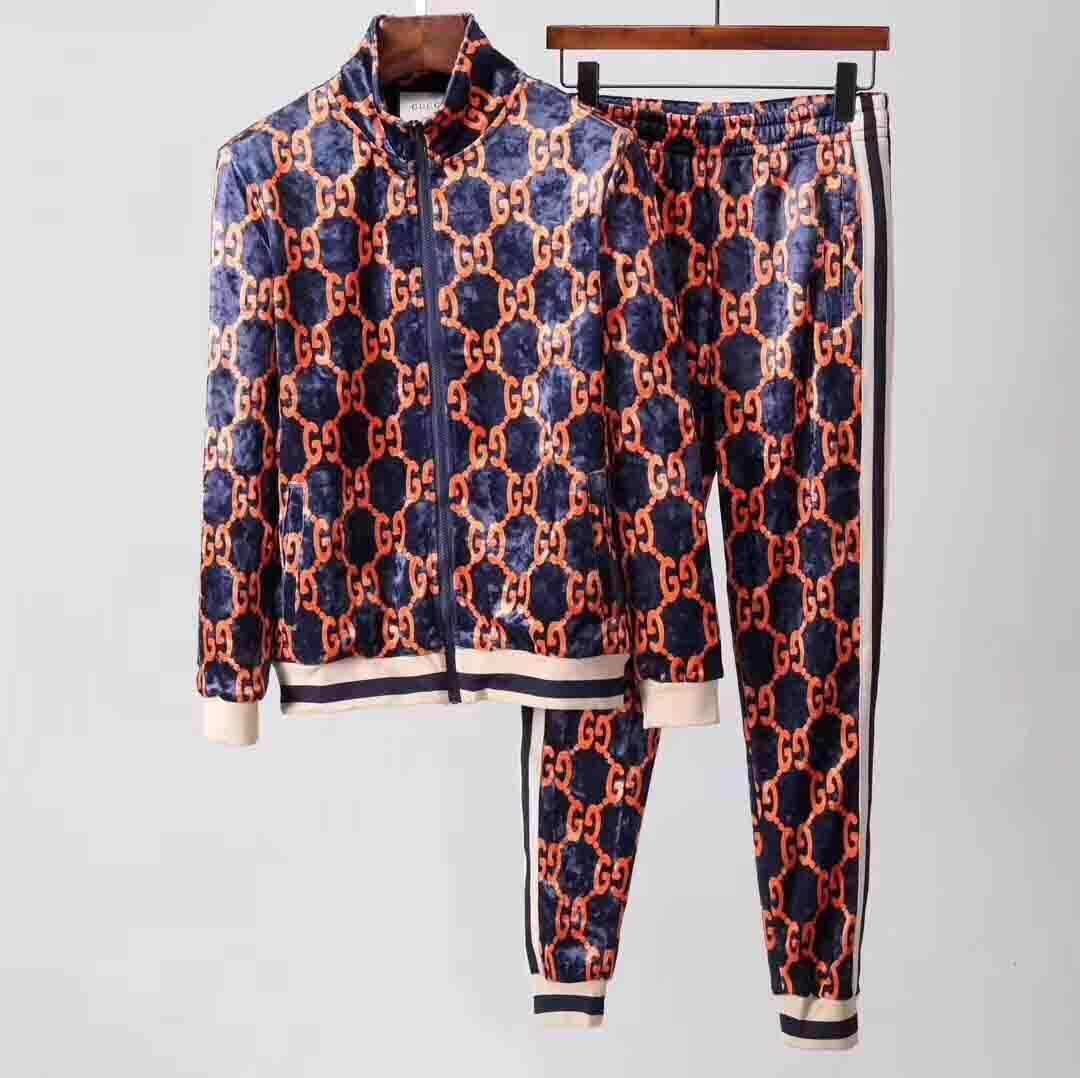Дизайнер Tracksuit Men Luxury потовых костюмы осень Мужские костюмы Марк Jogger костюмы куртка + брюки наборы досуга женский спортивный костюм