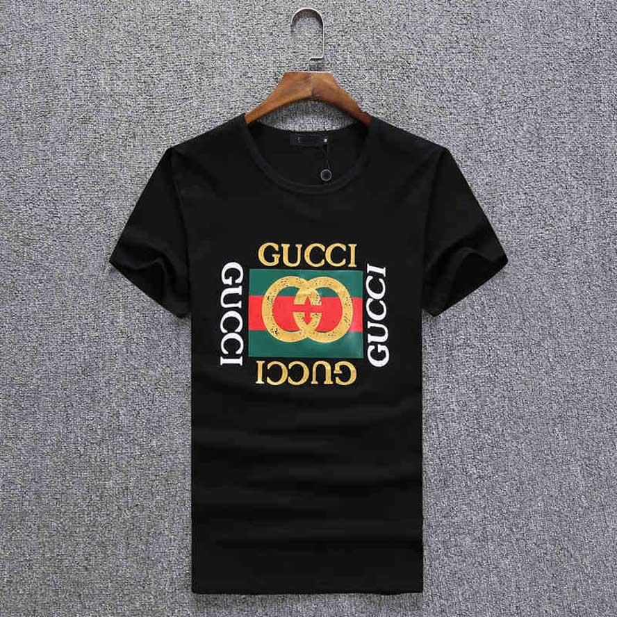 2020 T Shirt Uomo estate mes maglietta di modo di marea camice Lettera Stampa Casual Uomo Donna girocollo caldo di vendita formato S-XL