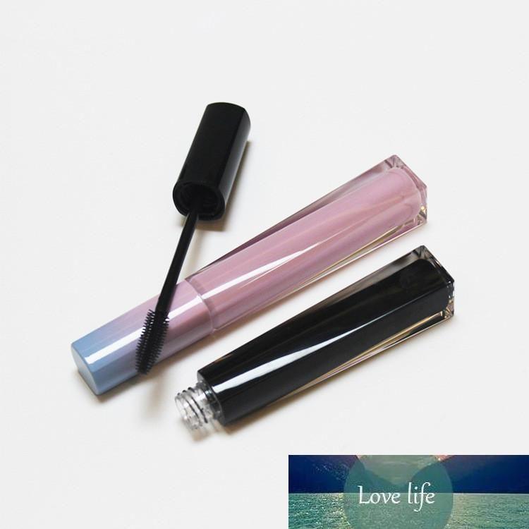 8ml Акриловые Empty Тушь Tube Gradient Розовый Черный Top Grade DIY глаз Rimel Тушь Макияж Инструмент Косметические контейнеры