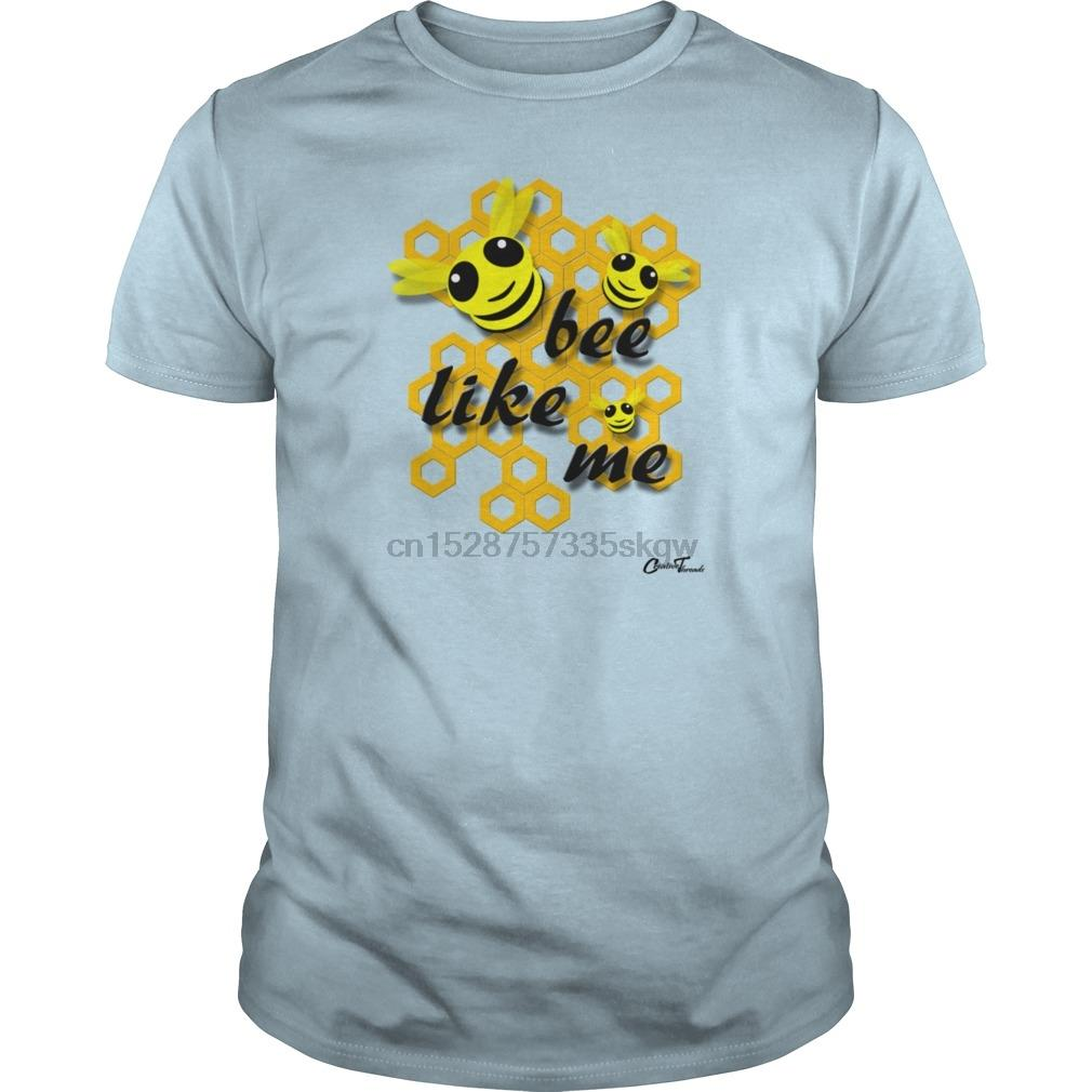 Uomini Tshirt Bee-Ing Sciocco - Belikeme T-shirt Tees Top Raffreddare Stampato