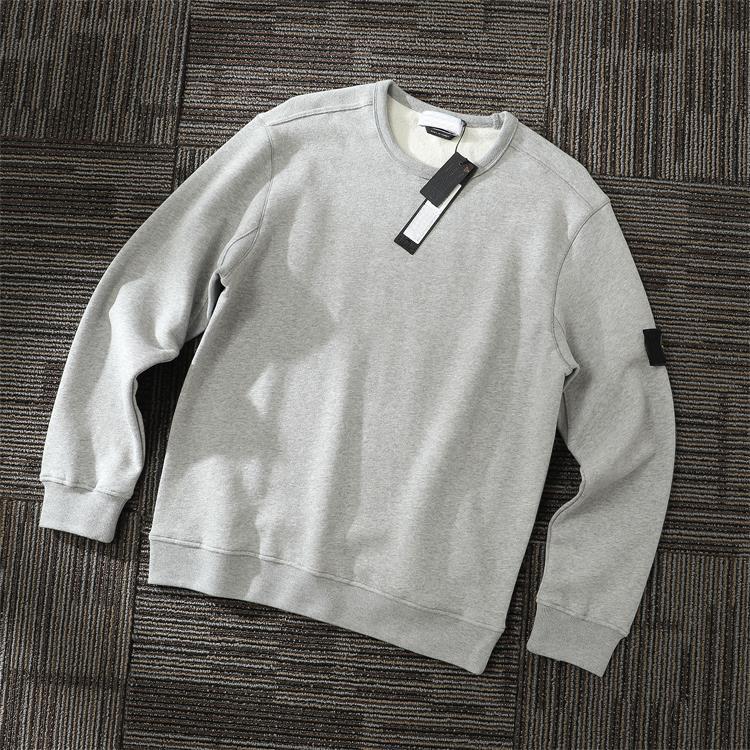 Marka 62720 Moda Sonbahar Kış Kapüşonlular Kadın Erkek Uzun Kollu Sweatshirt Ceket Casual Giyim Triko Tasarımcı Triko S-3XL 662FS05