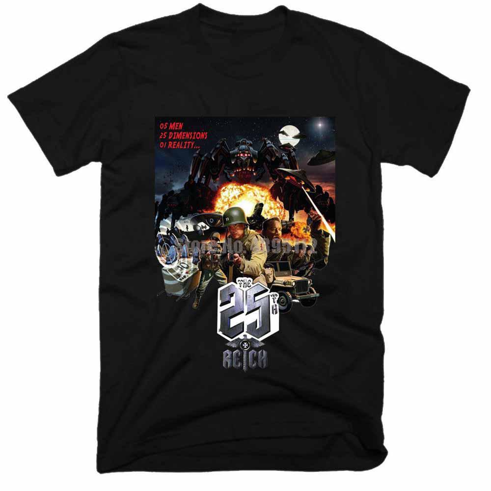 A 25ª Reich o filme do homem do vintage camisetas likee camisetas gosta de t-shirt da motocicleta shirt do presente ao marido Lxqxak
