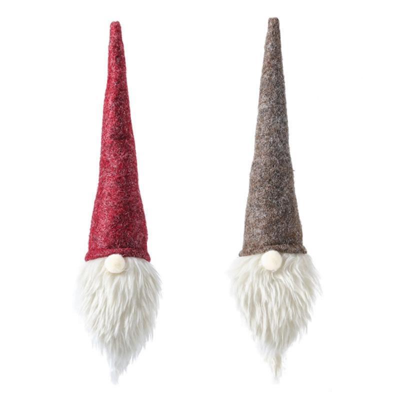 Christmas Decoration Santa Claus Red Wine Bottle Cover Props Festive Party Supplies EkHN#