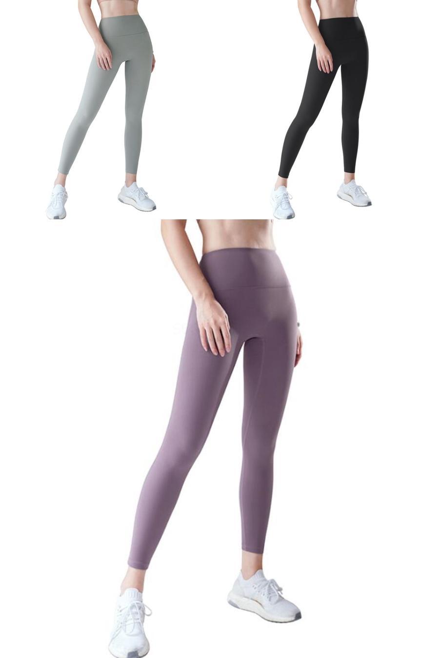 Sports Gym Leggings Fitness Yoga Jeggings Ip Push Up Skinny Pencil Pants Women Slim Elastic Legging Sexy Stretch Tights Foot Pants B25857#232