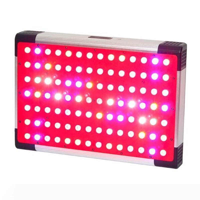 KS200 Dimmable LED Grow Lights 200W Full Spectrum Plant Grow Lamps Hydroponics Greenhouse System Plants Flowering Blooming Lamp